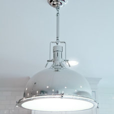 Traditional Pendant Lighting by Highlight Homes, LLC