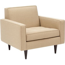 Contemporary Living Room Chairs by High Fashion Home