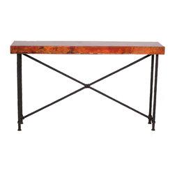 Burlington Console Table by Mathews & Co. - Dimensions:(length x width x height)