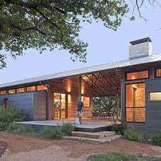 Cross Timbers Ranch by Lake | Flato Architects