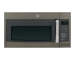 GE® 1.9 Cu. Ft. Over-the-Range Sensor Microwave Oven (model #JVM7195EFES) - Features: