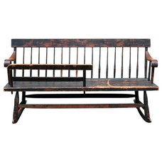 Traditional Benches by EcoFirstArt