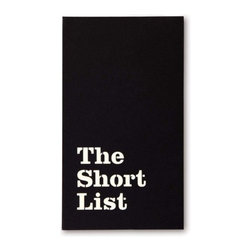 Kate Spade - kate spade Notepad, The Short List - Manage your to do lists and your daily chores with our the short list small notepad by kate spade new york.
