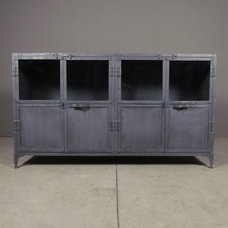 Modern Buffets And Sideboards by red: modern lines . vintage finds