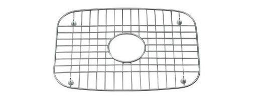 """KOHLER - KOHLER K-3132-ST Stainless Steel Bottom Basin Rack for Verse/Undertone Kitchen S - KOHLER K-3132-ST Stainless Steel Bottom Basin Rack for Verse/Undertone Kitchen SinksThis KOHLER stainless steel bottom basin rack is custom-designed to fit neatly into the bottom of Verse kitchen sinks to help cushion fragile dishes and protect the basin's surface.KOHLER K-3132-ST Stainless Steel Bottom Basin Rack for Verse/Undertone Kitchen Sinks, Features:• 12-1/4""""L x 16-1/2""""W"""