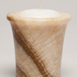 AX - Philia Styles Collection Onyx Small Round Votive Candle Holder - This gorgeous Philia Styles Collection Onyx Small Round Votive Candle Holder has the finest details and highest quality you will find anywhere! Philia Styles Collection Onyx Small Round Votive Candle Holder is truly remarkable.
