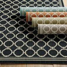 Contemporary Outdoor Rugs by Ballard Designs