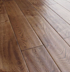 traditional wood flooring by Fantastic Floor