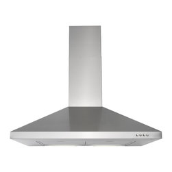 LUFTIG Exhaust hood, Stainless steel - Not only does an extractor hood keep your kitchen free of steam, grease, cooking fumes and odors, it can also make an important design statement. Choose from our range of wall-mounted, ceiling-mounted and built in models below to find the one for you.