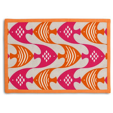 Tropical Placemats by Loom Decor
