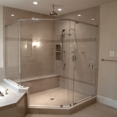 Modern Showers by Showroom Partners