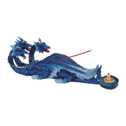 GSC - Incense Burner Dragon Collection Aromatherapy Decoration Collectible - This gorgeous Incense Burner Dragon Collection Aromatherapy Decoration Collectible has the finest details and highest quality you will find anywhere! Incense Burner Dragon Collection Aromatherapy Decoration Collectible is truly remarkable.