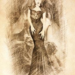 Timo Art Drawings- Organic Art - http://persianpaintings.com/