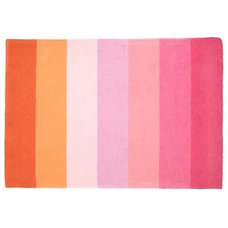 eclectic kids rugs by The Land of Nod