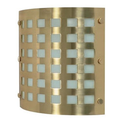 Nuvo Lighting - Nuvo Lighting 60/941 Two Light Ambient Lighting Wall Washer - *Two light ambient lighting wall washer featuring frosted glass