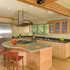 Contemporary Kitchen by Kenneth Rice Photography