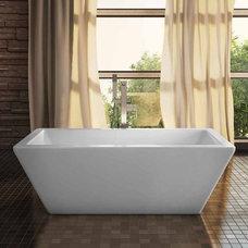 Modern Bathtubs by YLiving.com
