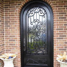 Traditional Front Doors by D'Hierro