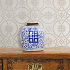 Eastern Tile Wall Stencils - Eastern Tile Wall Stencils from Royal Design Studio for walls, furniture, ceiling, floor, and fabric.
