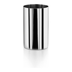 WS Bath Collections - Saon 4012 Toothbrush Holder - Saon by WS Bath Collections Tooth Brush Holder in Stainless Steel