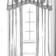 Modern Curtains by Cheery Curtains