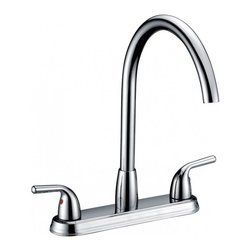 Dowell - Dowell Two Handle Kitchen Faucet - Two Handle Kitchen Faucet