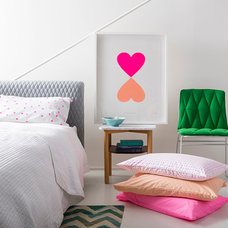 Contemporary Pillowcases And Shams by Castle and Things