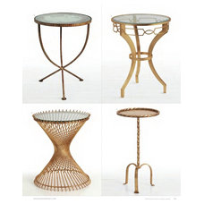 Eclectic Side Tables And Accent Tables by Christopher Clayton Furniture & Design House