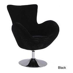 None - Modern Swivel Arm Fun Chair - Modern Swivel Arm Fun Chair