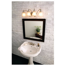 bathroom lighting and vanity lighting by Sea Gull Lighting