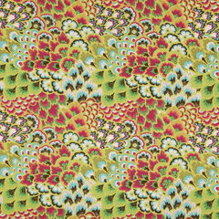 eclectic upholstery fabric by Stephanie Sabbe