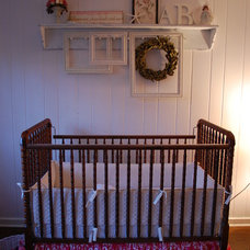 Eclectic Nursery by Lori Harris