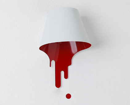 contemporary wall sconces by Generate Design