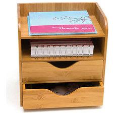 Contemporary Desk Accessories by Organize-It
