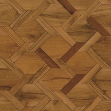 Traditional Hardwood Flooring by Element 7