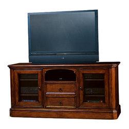 Calabasas TV Console - Calabasas Console Motif Design, I choses distressed black