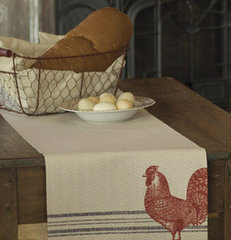 contemporary table linens by Carpenters Country Shop