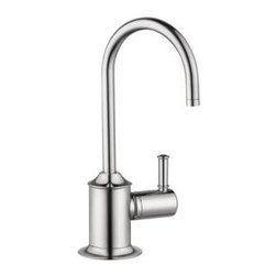 Hansgrohe - Hansgrohe - Talis C Beverage Faucet - 04302000 - Chrome - Create a custom kitchen in minutes. This Hansgrohe beverage faucet allows for multiple design options, sure to enhance any kitchen quickly and simply!