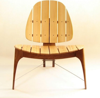 modern outdoor chairs by Etsy