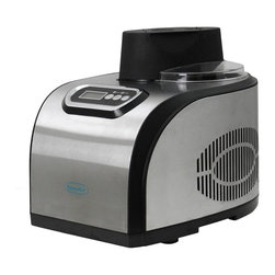 Newair Appliances - Newair Appliances 1.5-quart Ice Cream Maker - This ice-cream maker form Newair Appliances can make a variety of delicious desserts and sweets. Just add your favorite ingredients to the self-freezing bowl, set the timer, and enjoy.