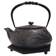 Kotobuki Dragonfly Tetsubin Teapot : over 50