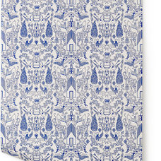 Eclectic Wallpaper by Hygge & West