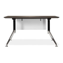 Jesper 300 Collection 55 in. Computer Desk - Espresso
