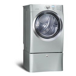 8.0 Cu. Ft. Gas Front Load Dryer with IQ-Touch Controls by Electrolux - Perfect Steam