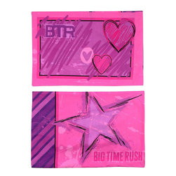 Franco Manufacturing Company INC - Big Time Rush Pillowcases Feel Rush Bedding Accessories - Features: