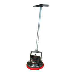 Oreck Commercial - Oreck Commercial Orbital Floor Machine - Oreck Commercial Orbiter Floor Machine.  Pad holder.  13 cleaning path.  Induction motor.  35 foot cord.  Switch in handle.  Brush & pad (sold separately).