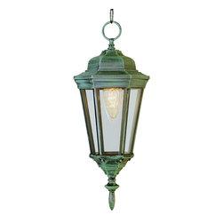 Trans Globe - Trans Globe 4097 RT 1-Light Hanging Lantern - Trans Globe 4097 RT 1-Light Hanging Lantern