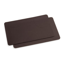 Desa Silicon Placemats, Set of 2
