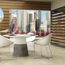 Modern Outdoor Dining Tables by furnish.
