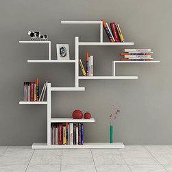 Bonsai Bookcase - Decortie